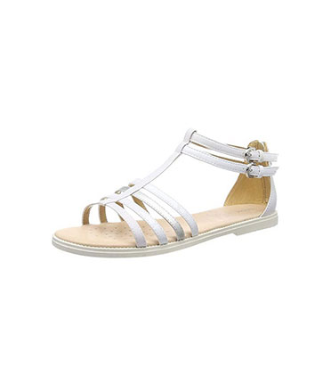 Geox J Sandal Karly Girl, Bout Ouvert Femme